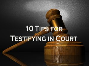 tips-for-testifying-in-court